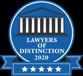 Lawyers of Distinction 2020 Logo