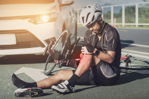 Cyclist vs Car
